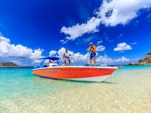 St. Maarten 6 Hour Speedboat and Snorkel Cruise Excursion