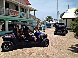 St. Maarten Adventure Buggy Excursion