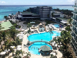 St. Maarten All Inclusive Sonesta Maho Beach Resort Day Pass