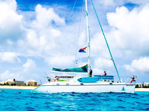 St. Maarten Deluxe Sailing Boat Excursion