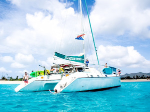 St. Maarten Private Sailing Charter Excursion