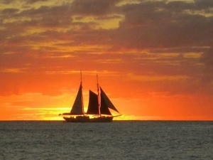 St. Maarten Sunset Sailing Yacht Cruise Excursion