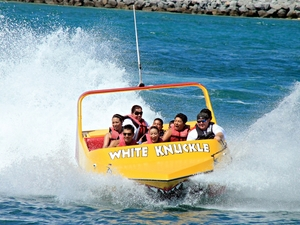 St. Maarten White Knuckle Thrill Jetboat Excursion