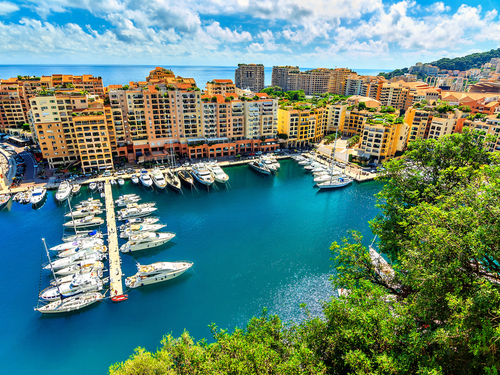 Monaco Antibes Cruise Excursion Tickets