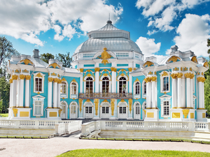 St. Petersburg 1 Day Private City Highlights Sightseeing Excursion