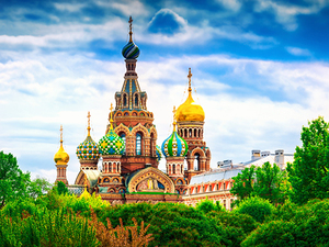 St. Petersburg 2 Day Small Group Best City Highlights with Lunch Excursion