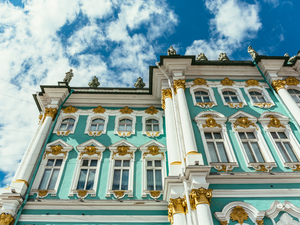 St. Petersburg Catherine Palace and Hermitage Museum Private Excursion