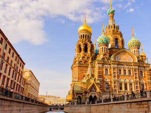 St. Petersburg Private Cathedrals Sightseeing Excursion