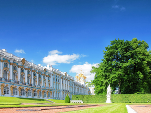 St. Petersburg Private Catherine Palace Skip the Line Excursion