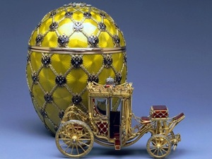 St. Petersburg Private Faberge Museum and Canal Boat Ride Excursion
