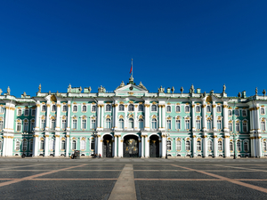 St. Petersburg Private Hermitage Museum Skip the Line Excursion