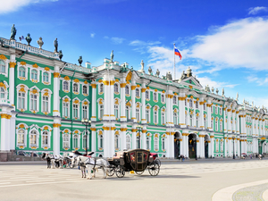 St. Petersburg Private Hermitage Museum Small Group Excursion