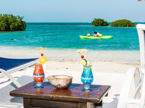 Belize all inclusive Trip