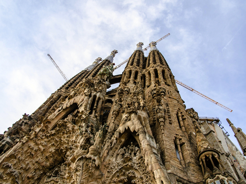 Barcelona Sagrada Familia Excursion Reviews