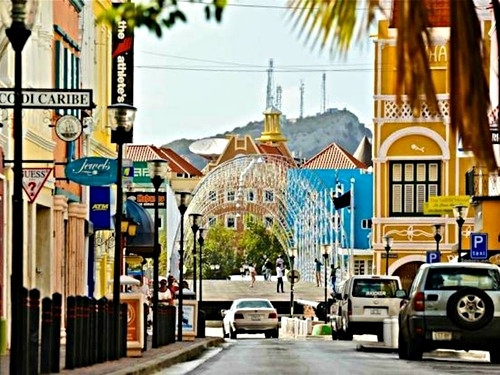 Curacao Willemstad downtown sightseeing Trip Tickets