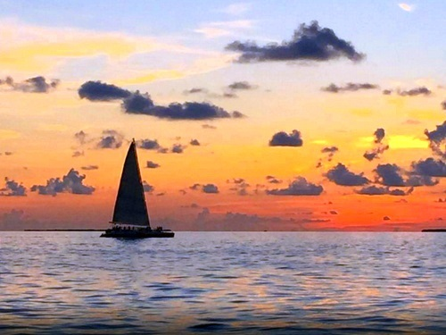 Key West sunset sightseeing Cruise Excursion Booking