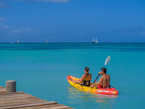 Aruba one of the finest beach resorts Booking