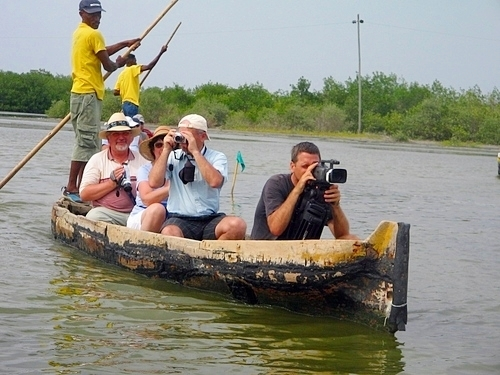 Cartagena wooden canoe Reservations