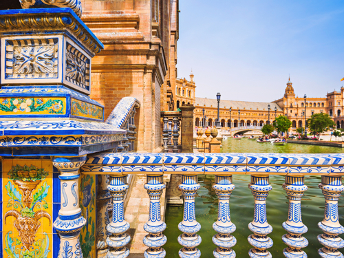 Cadiz Spain seville sightseeing Tour Booking
