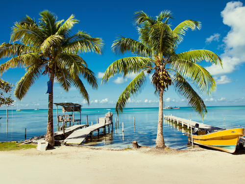 Belize Hol Chan Reserve Park Cruise Excursion Reservations