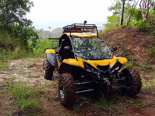 Roatan buggy Excursion Booking