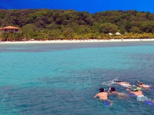 Roatan beach resort Cruise Excursion Reservations