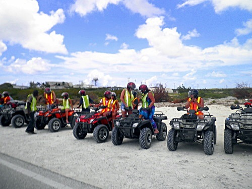 Grand Turk Off road Tour Reservations