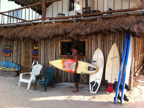 Cozumel  Mexico surfing lessons Reservations