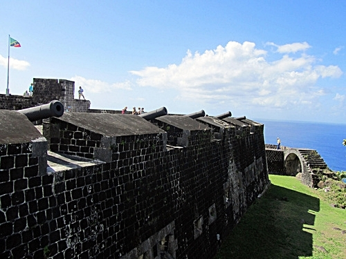 Basseterre east west sightseeing Cruise Excursion Reservations