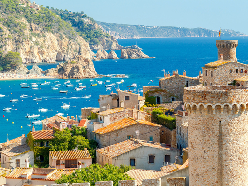 Barcelona Costa Brava Excursion Reservations