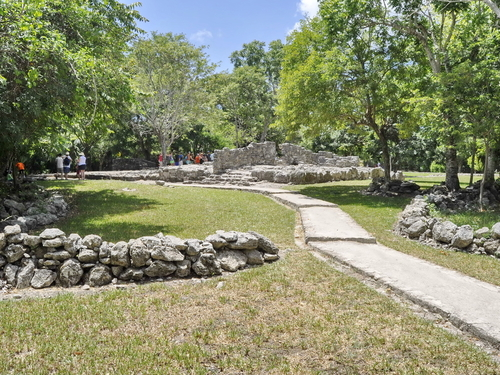 Cozumel Mayan Ruins and Beach Excursion Tickets
