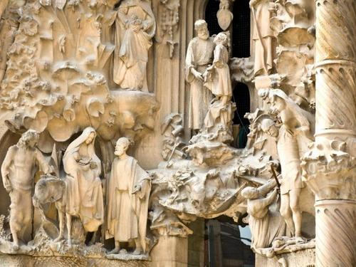 Barcelona Sagrada Familia Trip Tickets