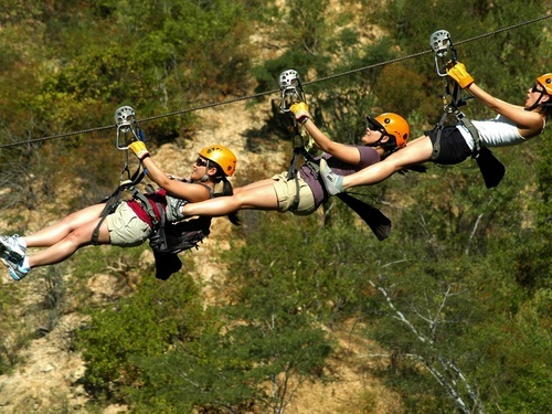Cabo San Lucas Mexico flying through the canyon Excursion Prices