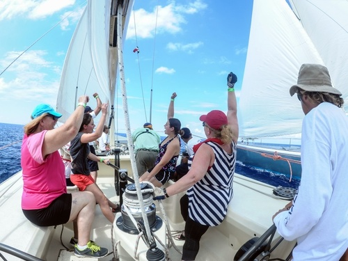 Cozumel sailboat racing Reservations