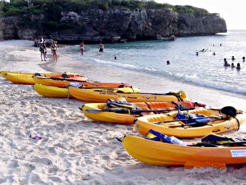 Curacao Willemstad kayaking Shore Excursion Prices