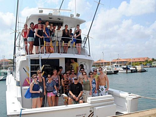 Curacao boat Trip Prices
