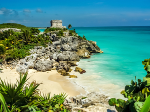 Tulum Mayan Ruins Excursion from Cozumel