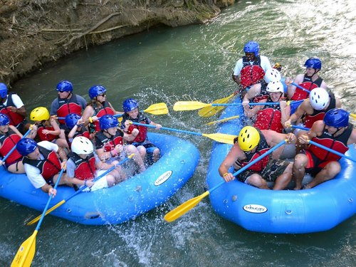 Montego Bay  Jamaica river rafting Tickets