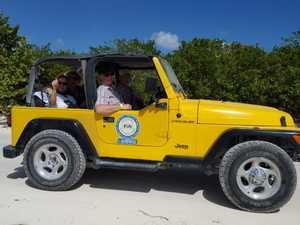 Ultimate Island Jeep, Punta Sur and Snorkel Excursion in Cozumel