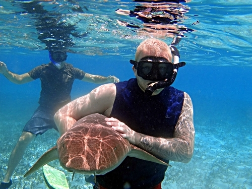 Belize City snorkeling at Shark Ray Alley Excursion Prices
