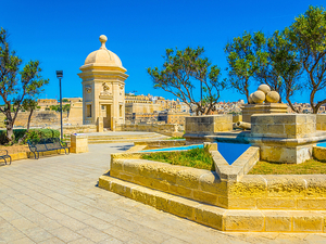 Valletta Malta The Three Cities and Wine Tasting Excursion