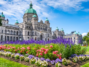 Vancouver Victoria and Butchart Gardens Excursion