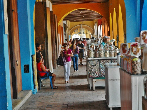 Cartagena  Colombia historic landmarks Shore Excursion