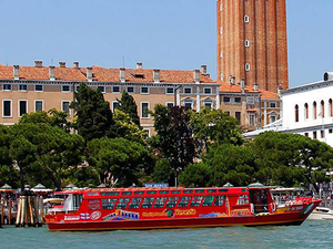 Venice City Sightseeing Hop On Hop Off Boat Excursion