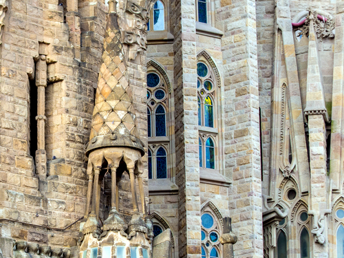 Barcelona Spain Antoni Gaudi Shore Excursion Reviews
