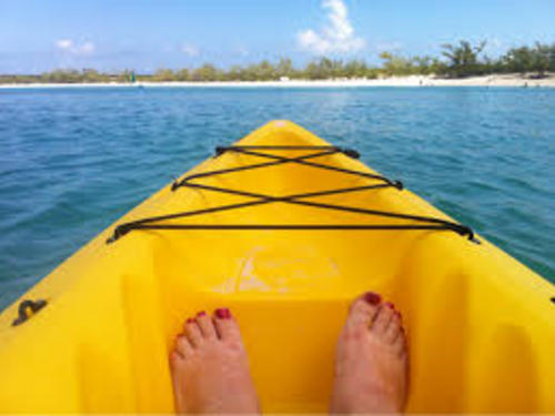 Cayman Islands (George Town) kayak and beach break Tour Booking