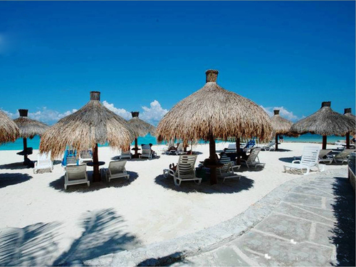 Cozumel  Mexico swimming pool Tickets