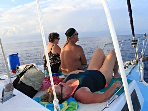 Cozumel Mexico sail and snorkel Tour Reviews