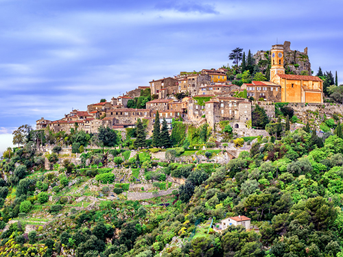 Villefranche (Nice) France La Turbie Sightseeing Excursion Cost