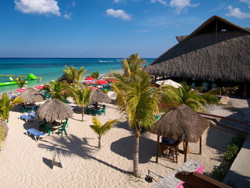Cozumel mr sanchos beach club Tour Prices
